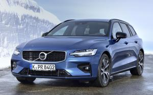 2018 Volvo V60 D3 R-Design (WW)